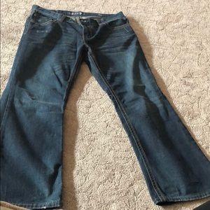 Seven jeans, boot but, 100% cotton